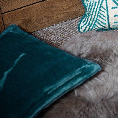Housse de Coussin Tender Paon 50   www.cosy-home-design.fr