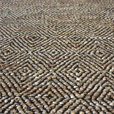 Tapis Arauca Brun 180 | www.cosy-home-design.fr