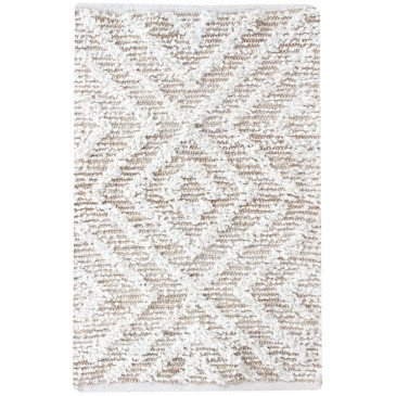 Tapis Worgan Ivoire 180 | www.cosy-home-design.fr