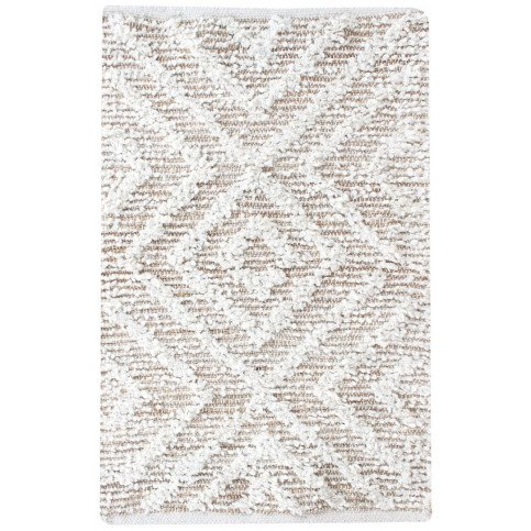 Tapis Worgan Ivoire 90 | www.cosy-home-design.fr