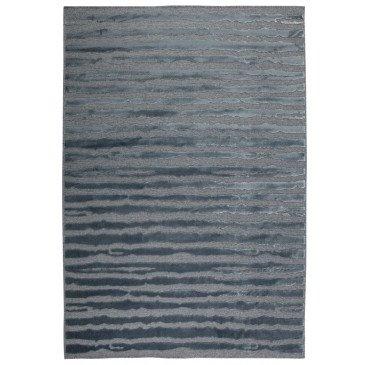 Tapis Yuma Bleu 230 | www.cosy-home-design.fr