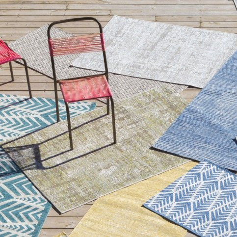 Tapis Catania Anis 110 | www.cosy-home-design.fr