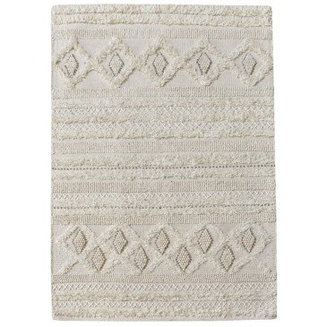 Tapis Hawley Ivoire 180 | www.cosy-home-design.fr