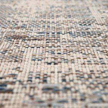 Tapis Catania Acier 160 | www.cosy-home-design.fr