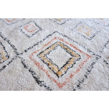 Tapis Salford Ivoire et Multi 230 | www.cosy-home-design.fr