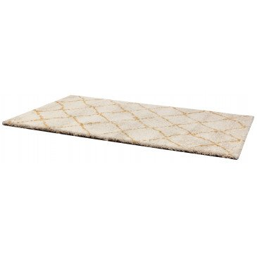 Tapis Casablanca Curry 170 | www.cosy-home-design.fr