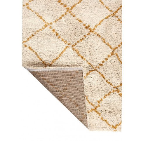 Tapis Casablanca Curry 230 | www.cosy-home-design.fr
