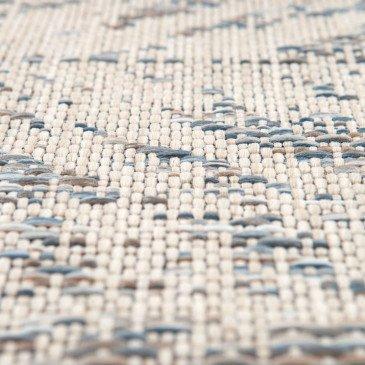 Tapis Evora Acier 290 | www.cosy-home-design.fr
