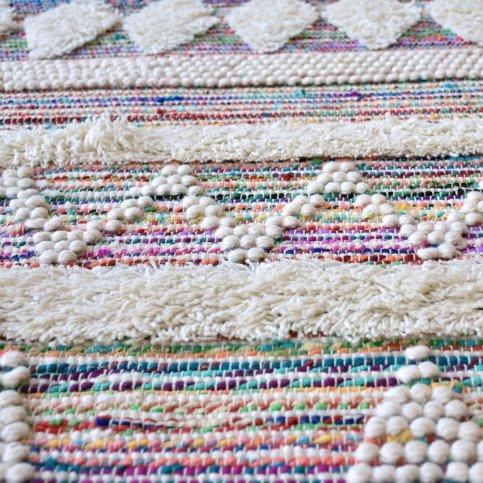 Tapis Hyrax Multicolore 180 | www.cosy-home-design.fr