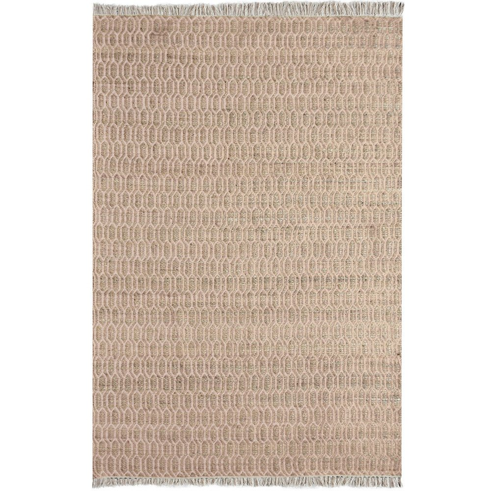 Tapis Priam Naturel et Ivoire 180 | www.cosy-home-design.fr