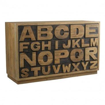Meuble à tiroirs ABCD II | www.cosy-home-design.fr