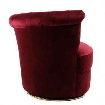 Fauteuils Rouge | www.cosy-home-design.fr