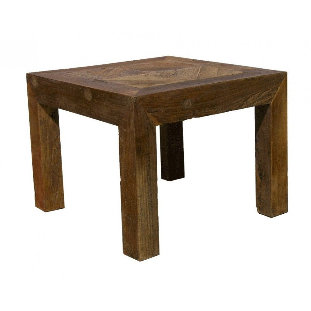 Table Basse en Bois Tagan | www.cosy-home-design.fr