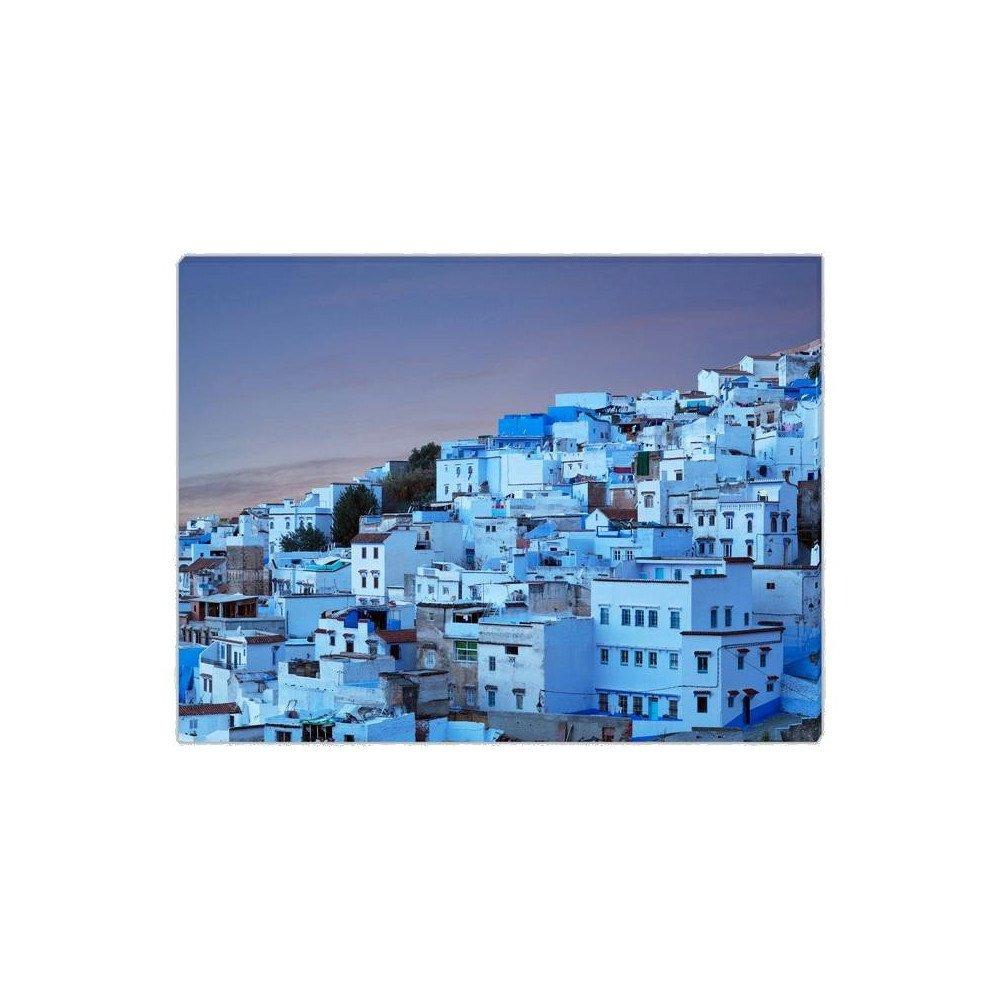 Toile Medina Bleue   www.cosy-home-design.fr
