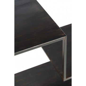 Etagère 3 Etages Métal Noir | www.cosy-home-design.fr