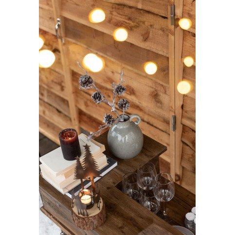 Bar 2 Tiroirs Bois Marron | www.cosy-home-design.fr