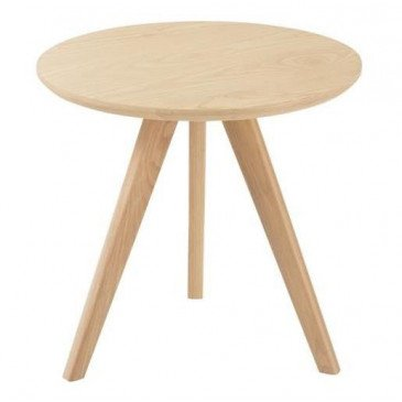 Table Gigogne Scandinave Bois Naturel Large | www.cosy-home-design.fr