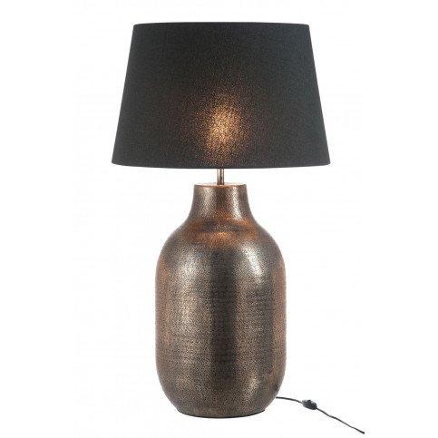 Lampe Style Oriental en Aliminium Argent | www.cosy-home-design.fr