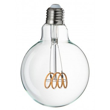 Ampoule Led G95 Quad Loop E27 | www.cosy-home-design.fr