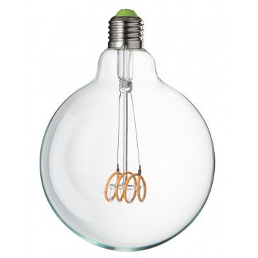Ampoule Led G125 Quad Loop E27 | www.cosy-home-design.fr