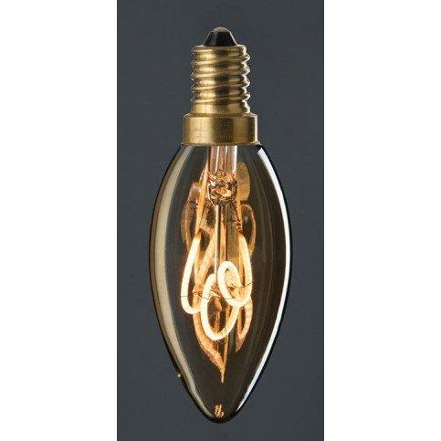 Ampoule Led Ambre C35 3 Loops E14 | www.cosy-home-design.fr