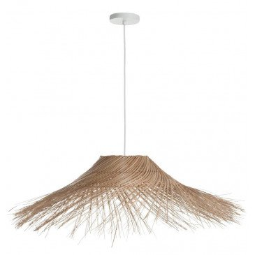 Suspension Ibiza Plate Naturel | www.cosy-home-design.fr
