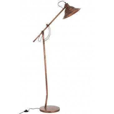 Lampe Aplatie Métal Cuivre | www.cosy-home-design.fr