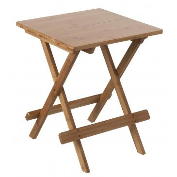 Table Gigogne Pliable Bambou Naturel | www.cosy-home-design.fr