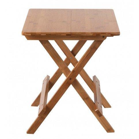 Table Gigogne Pliable Bambou Naturel | www.cosy-home-design.fr