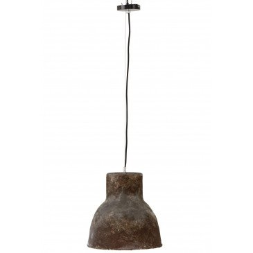 Suspension Ceramique Marron Large | www.cosy-home-design.fr