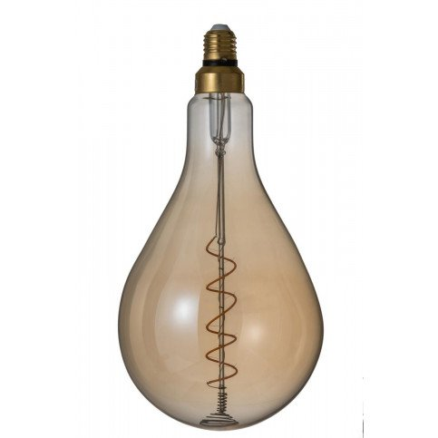 Ampoule Amber PS52 Spirale E27 | www.cosy-home-design.fr