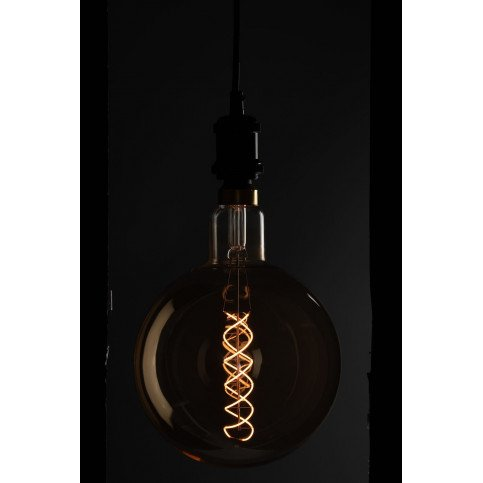 Ampoule Amber G200 Double Spirale E27   www.cosy-home-design.fr