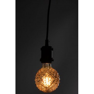 Ampoule Amber G80 Filament Geometrical E27 | www.cosy-home-design.fr