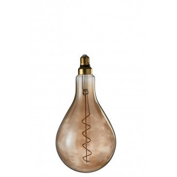 Ampoule Smokey PS52 Spirale E27 | www.cosy-home-design.fr