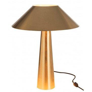 Lampe Parapluie Métal Or   www.cosy-home-design.fr
