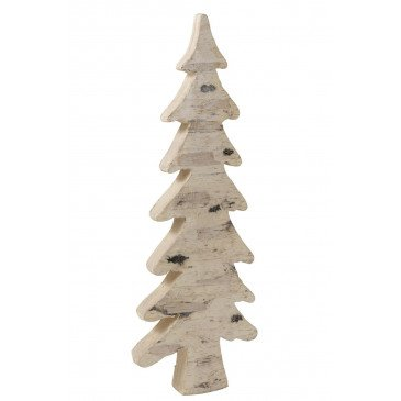 Sapin De Noël Ecorce Naturel Large | www.cosy-home-design.fr