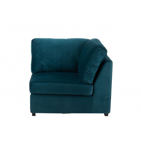 Fauteuil Coin Velours Vert   www.cosy-home-design.fr