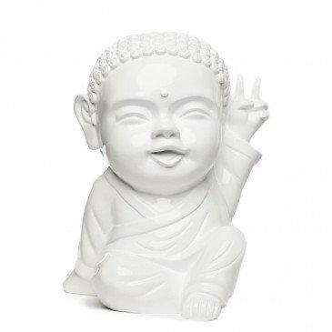Iki Buddha Pop Glossy Blanc Pure White | www.cosy-home-design.fr