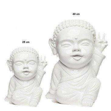 Iki Buddha Pop Glossy Blanc Pure White   www.cosy-home-design.fr
