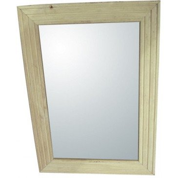 Miroir Style Campagne Bois Massif Valley | www.cosy-home-design.fr