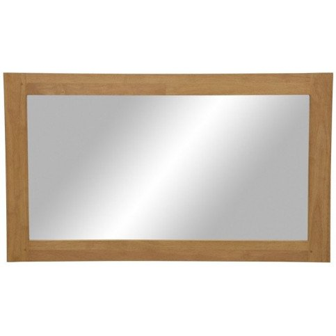 Miroir Style Asiatique Bois Massif Ying   www.cosy-home-design.fr