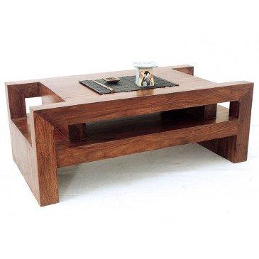 Table Basse Tanete de Style Ethnique en Palissandre II | www.cosy-home-design.fr