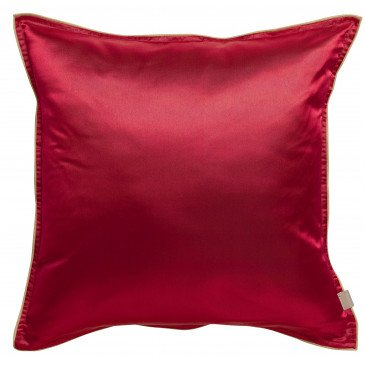 Housse de Coussin Charly Rubis 45 | www.cosy-home-design.fr