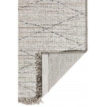 Tapis Tweed Neige 110 | www.cosy-home-design.fr