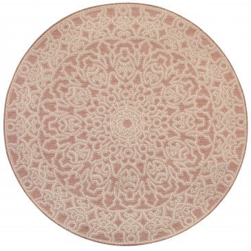 Tapis Adi Blush 160 | www.cosy-home-design.fr