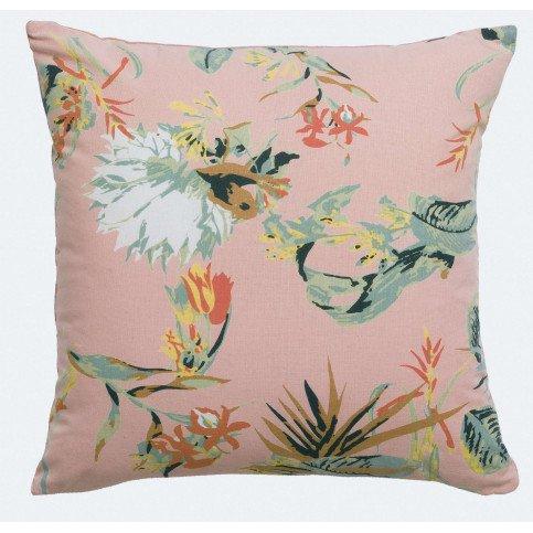Housse de Coussin Botania Pink 45   www.cosy-home-design.fr