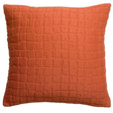 Housse de Coussin Stonewash Swami Rooibos 45 | www.cosy-home-design.fr