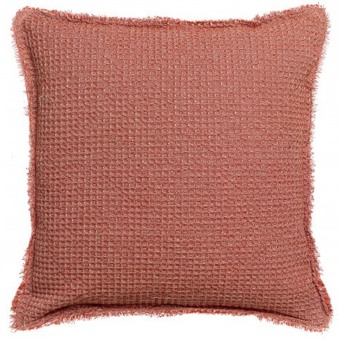 Housse de Coussin Stonewashed Maia C Rooibos 45 | www.cosy-home-design.fr