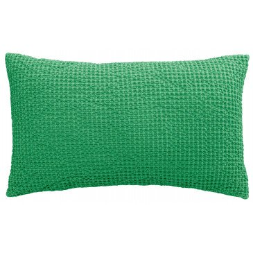 Housse de Coussin Stonewashed Maia Agave 50 | www.cosy-home-design.fr