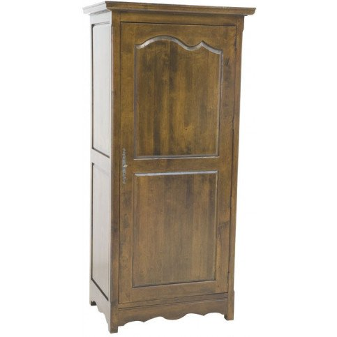 Armoire Style Campagne 1 Porte Bois Massif Cottage | www.cosy-home-design.fr